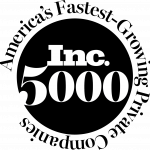 Inc. 5000 America's Fastest-Growing Private Companies Badge