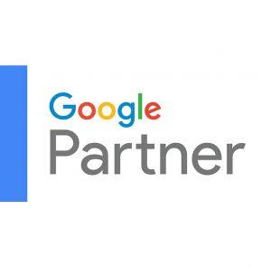 Google Partner text logo